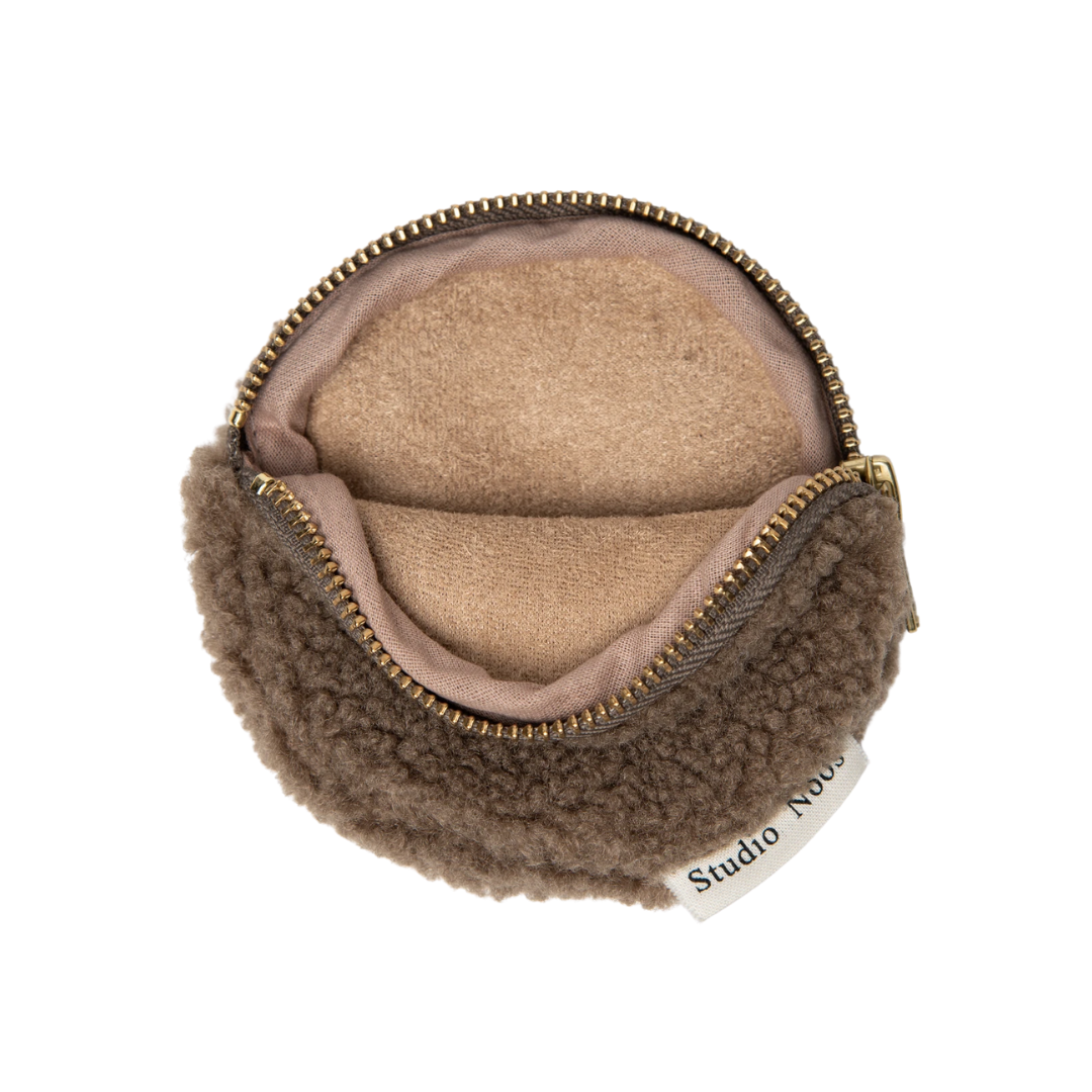 Studio Noos Chunky Wallet - Brown