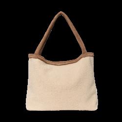 Studio Noos Teddy Lammy Mom Bag - Cream