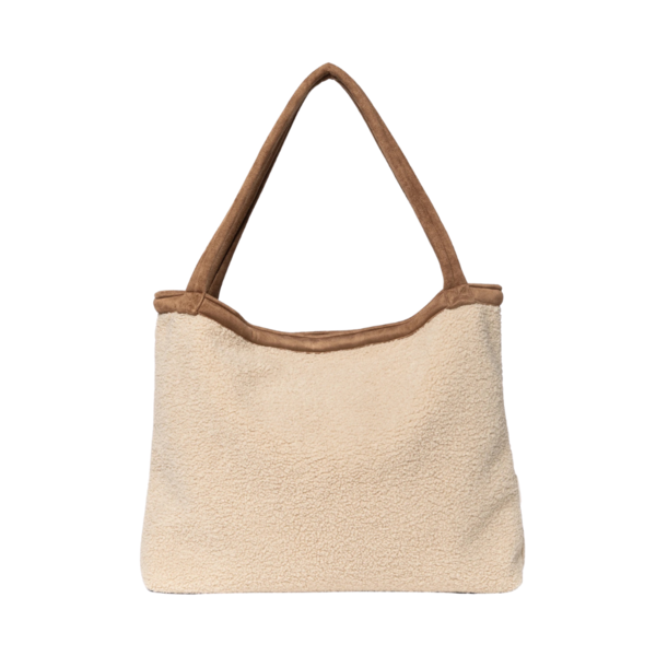 Studio Noos Teddy Lammy Mom Bag - Cream