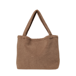 Studio Noos Studio Noos Chunky Teddy Mom Bag - Brown