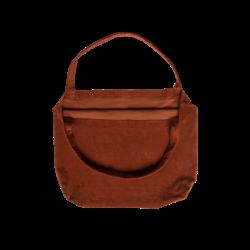 Studio Noos Ribbed Mom Bag - Rust