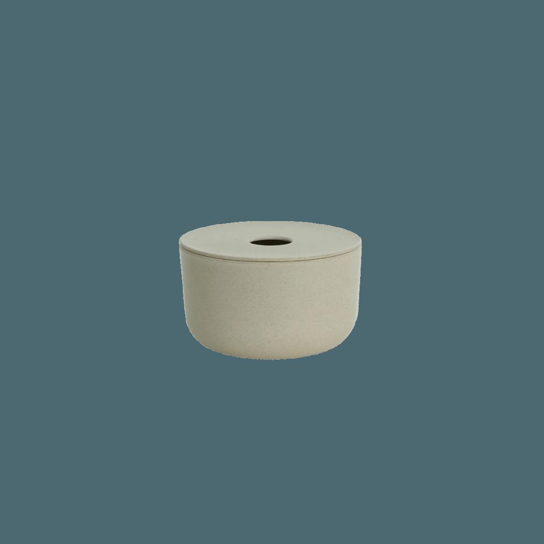 Ekobo Bano Small Storage Box - Stone