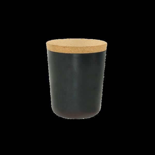 Ekobo Claro 65oz XXL Storage Jar - Black