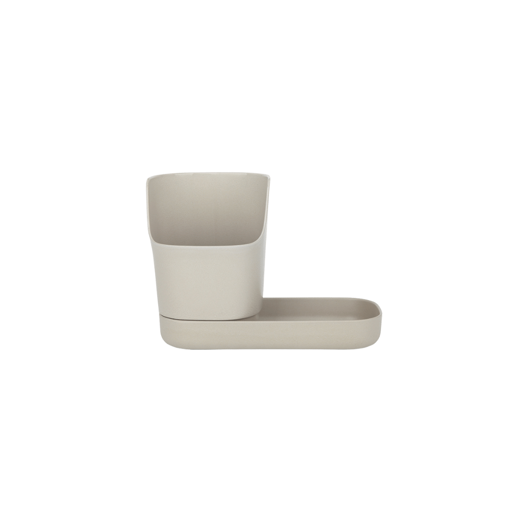 Ekobo Claro Kitchen Caddy - Stone