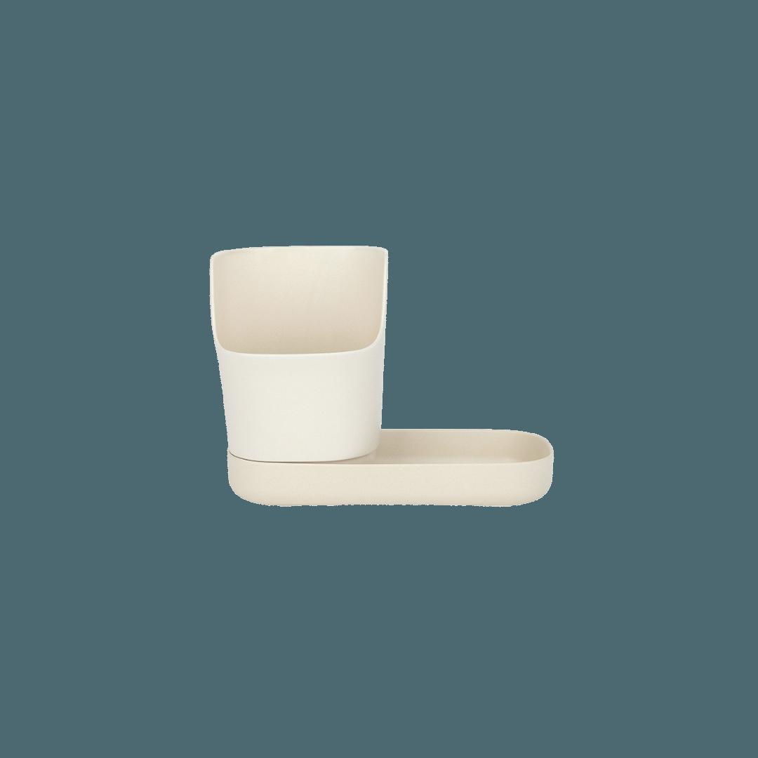 Ekobo Claro Kitchen Caddy - White