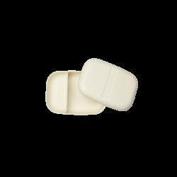 Ekobo Rectangle Bento Lunch Box - White