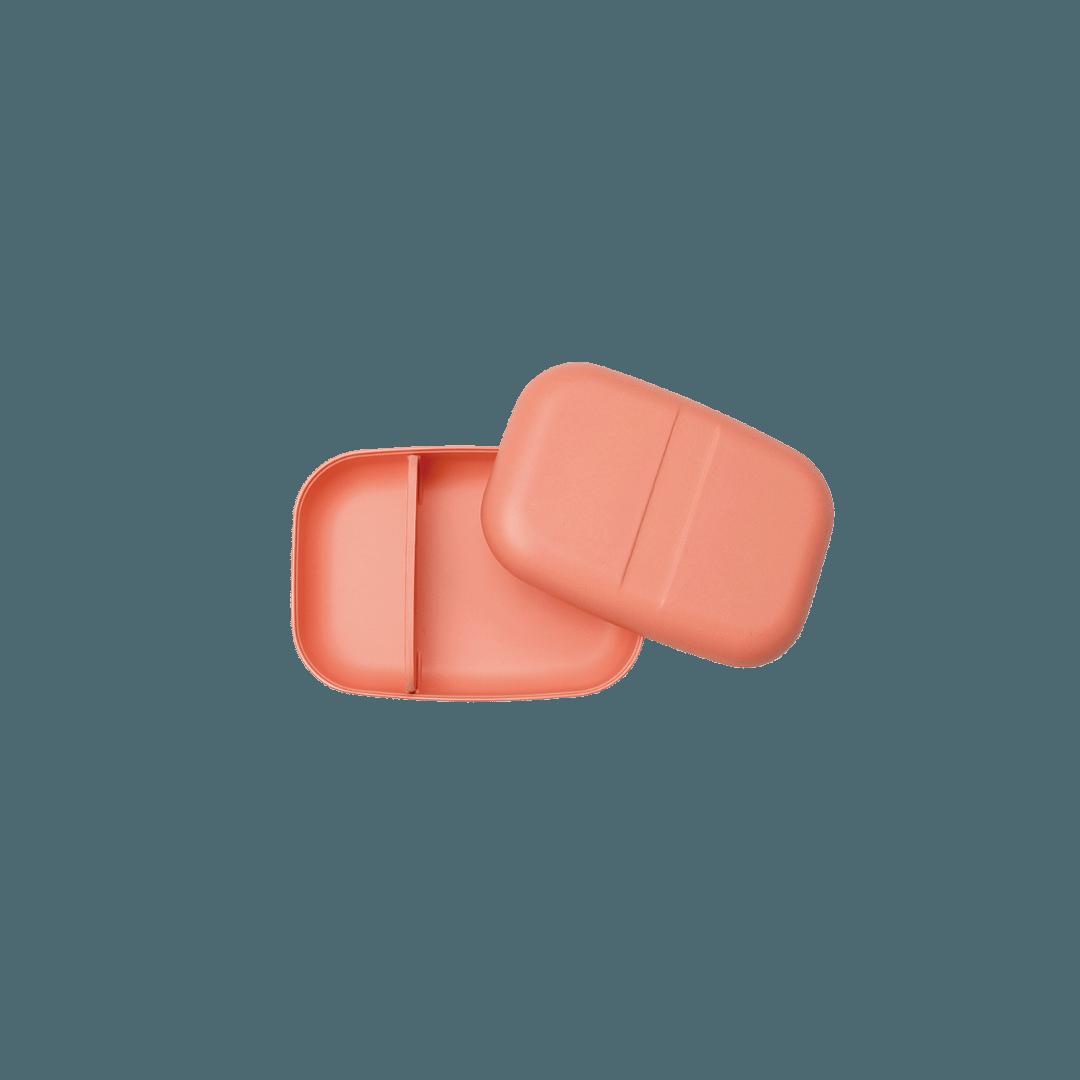 Ekobo Rectangle Bento Lunch Box - Coral