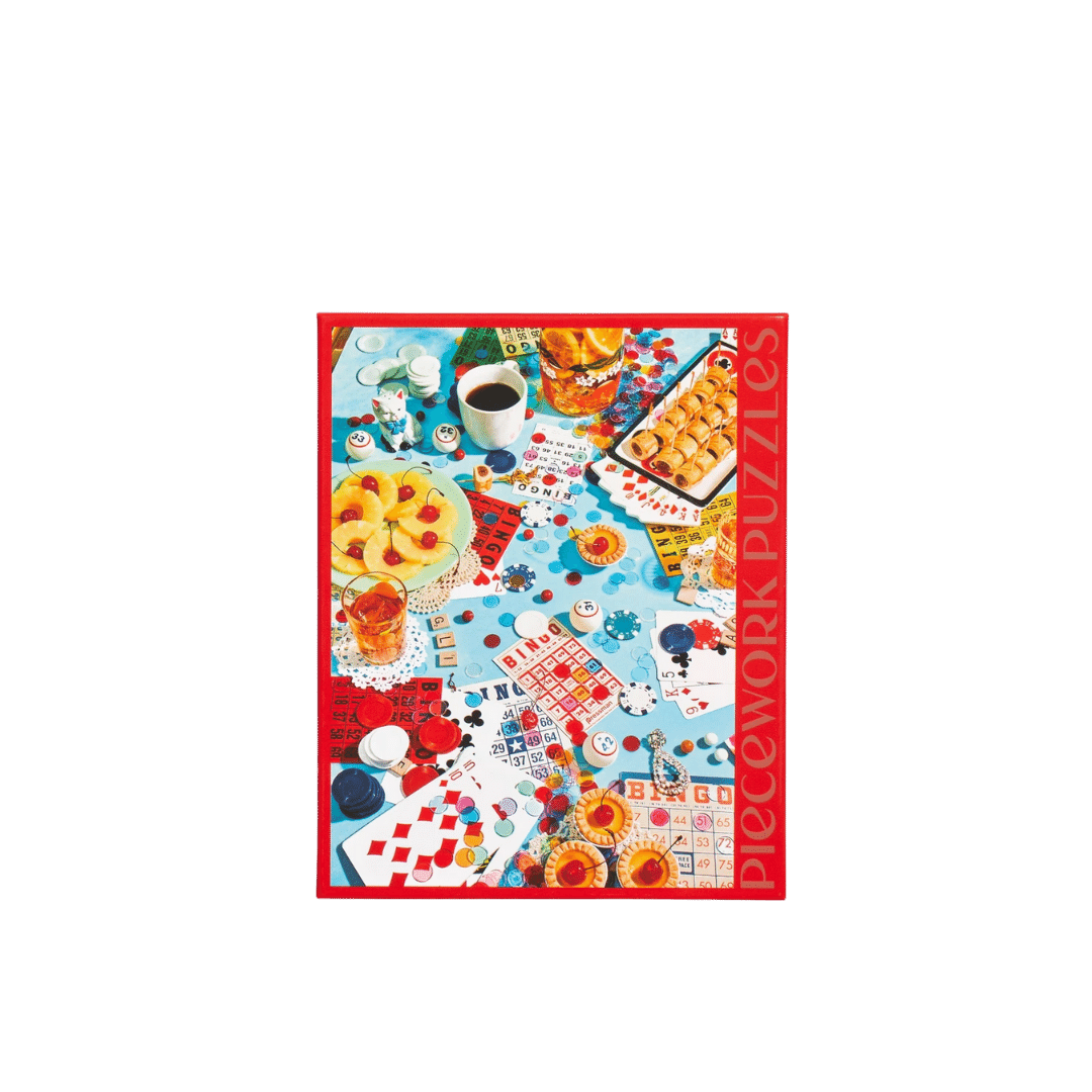 Piecework Puzzles Winner Winner - 1000 pc