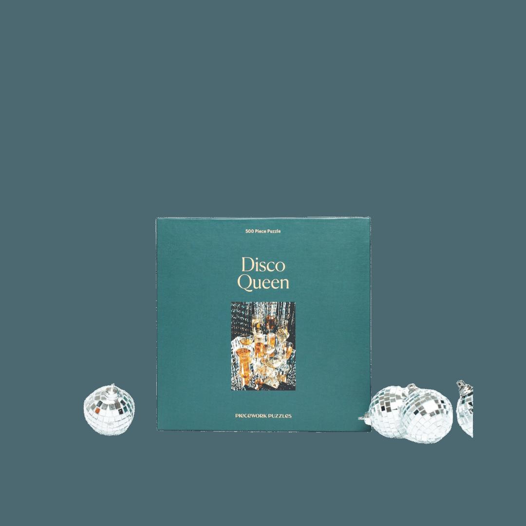 Piecework Puzzles Disco Queen - 500 pc