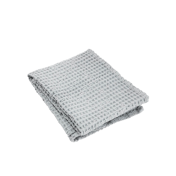 Blomus Blomus Caro Waffle Bath Towel Microchip 70 x 140 cm