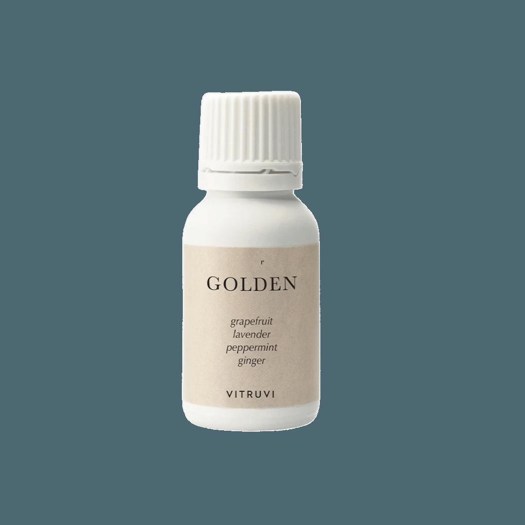 Vitruvi Golden Essential Oil Blend 15mL