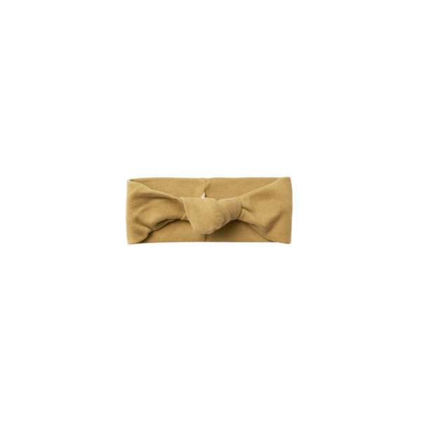 Quincy Mae Baby Turban - Gold
