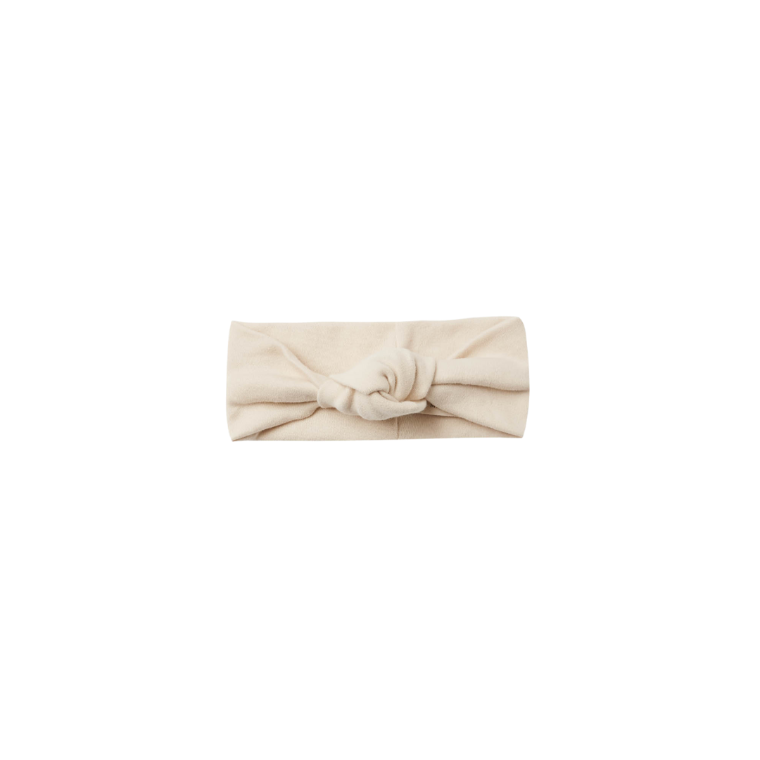 Quincy Mae Baby Turban - Natural