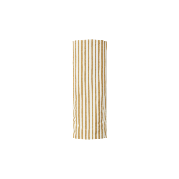 Quincy Mae Swaddle - Gold Stripe