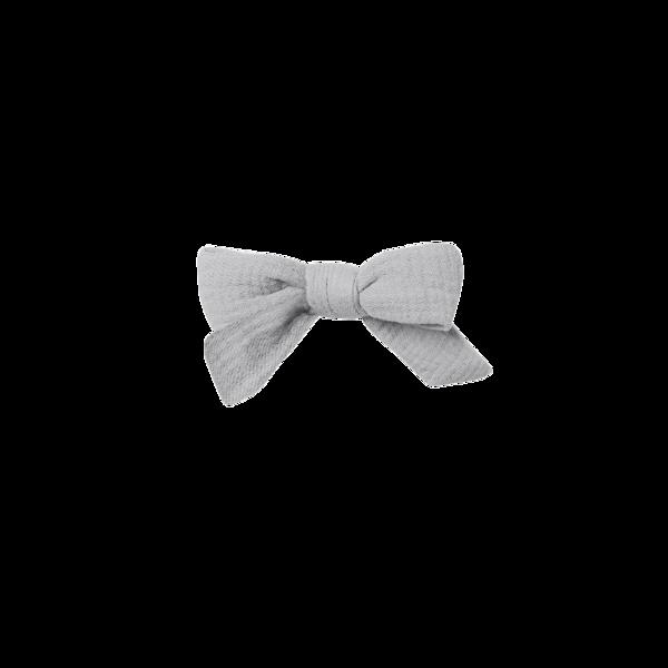 Quincy Mae Schoolgirl Bow - Periwinkle