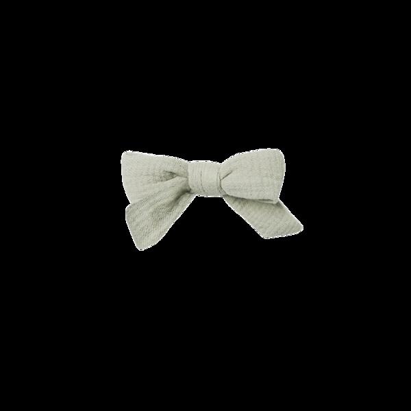 Quincy Mae Schoolgirl Bow - Sage