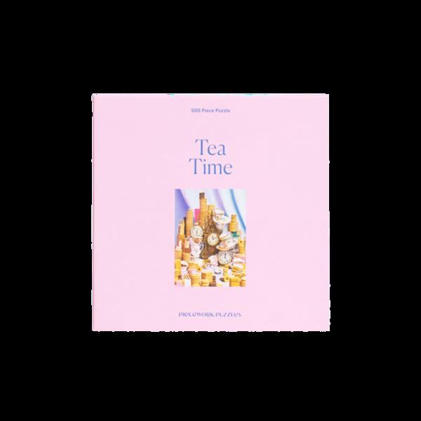 Piecework Puzzles Tea Time - 500 pc