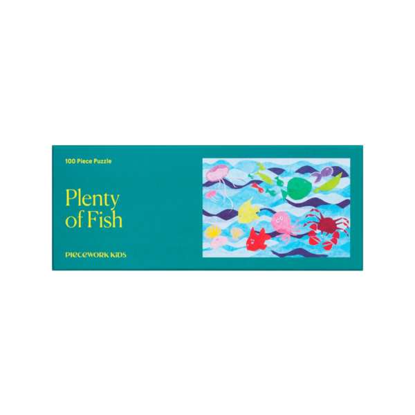 Piecework Puzzles Plenty of Fish - 100 pc