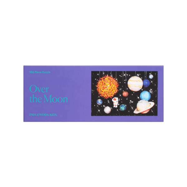 Piecework Puzzles Over The Moon - 100 pc