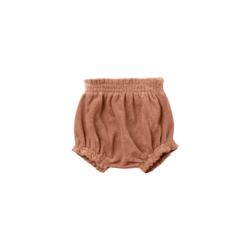 Quincy Mae Terry Short - Terracotta