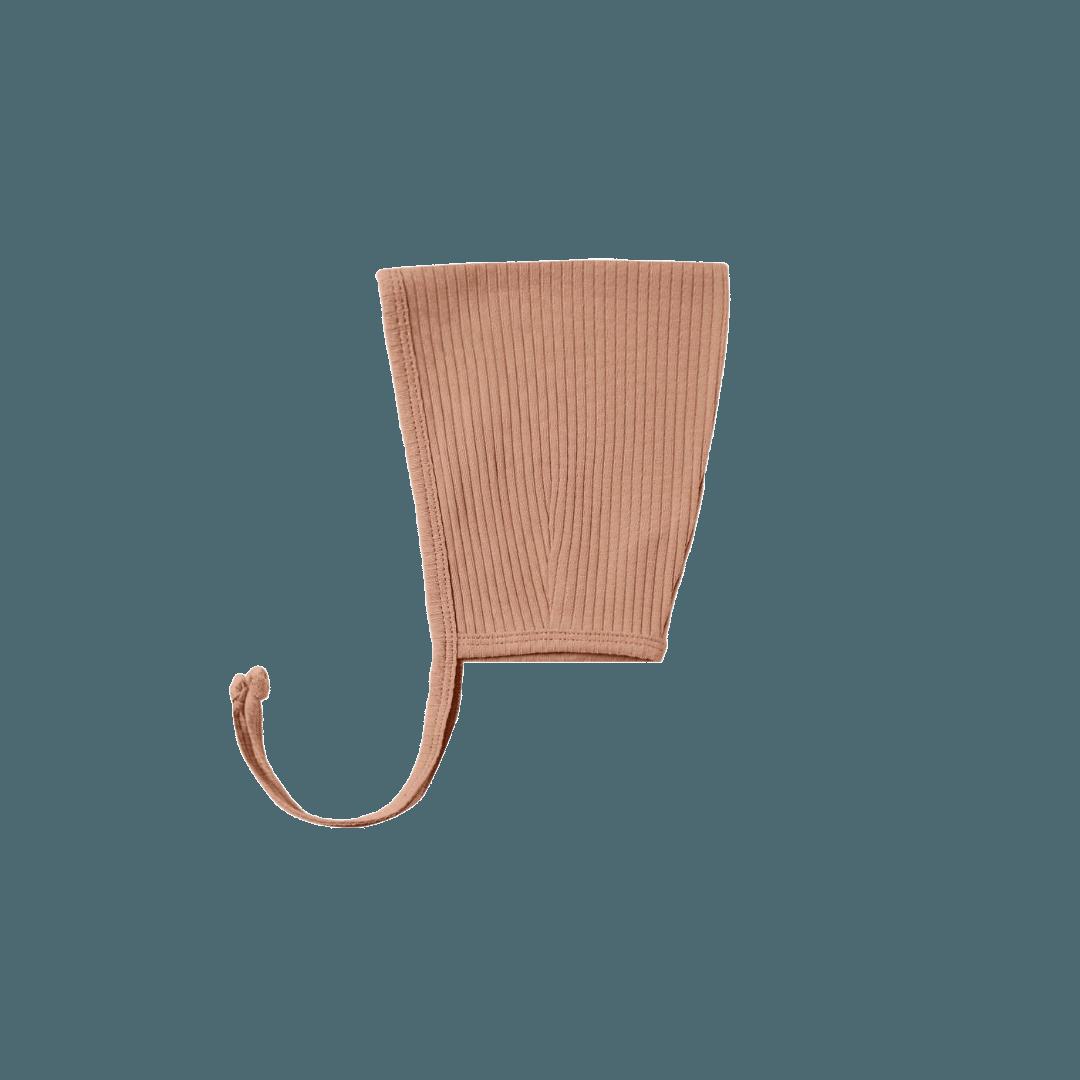 Quincy Mae Pixie Bonnet - Terracotta