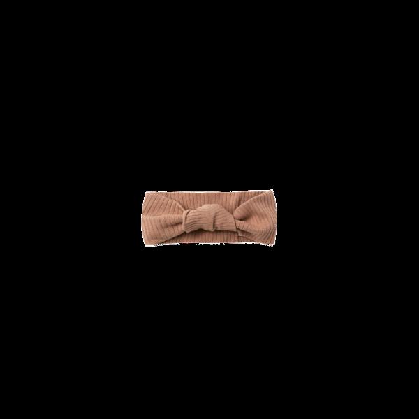 Quincy Mae Baby Turban - Terracotta