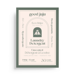 Good Juju Laundry Strips - Unscented
