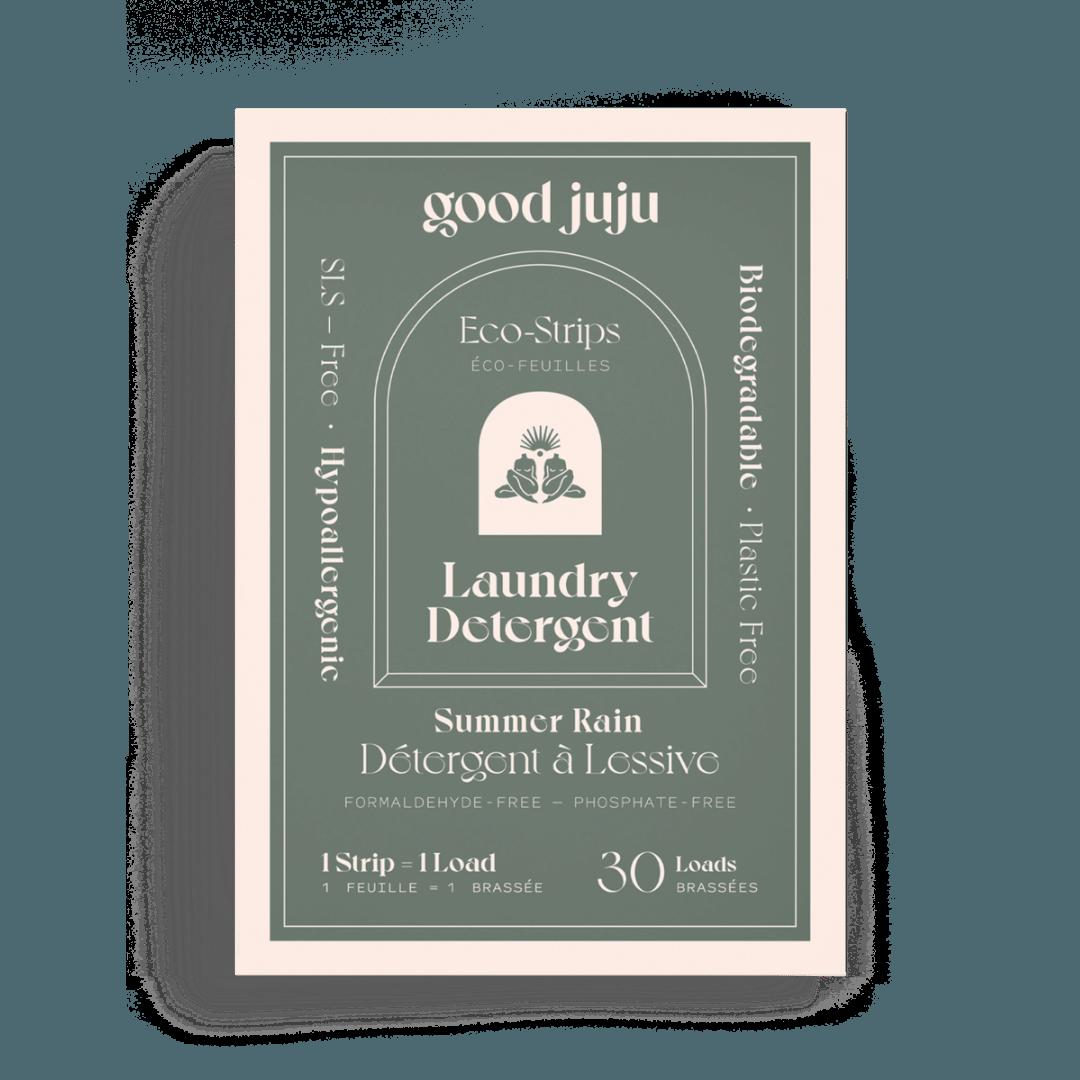 Good Juju Laundry Strips - Summer Rain