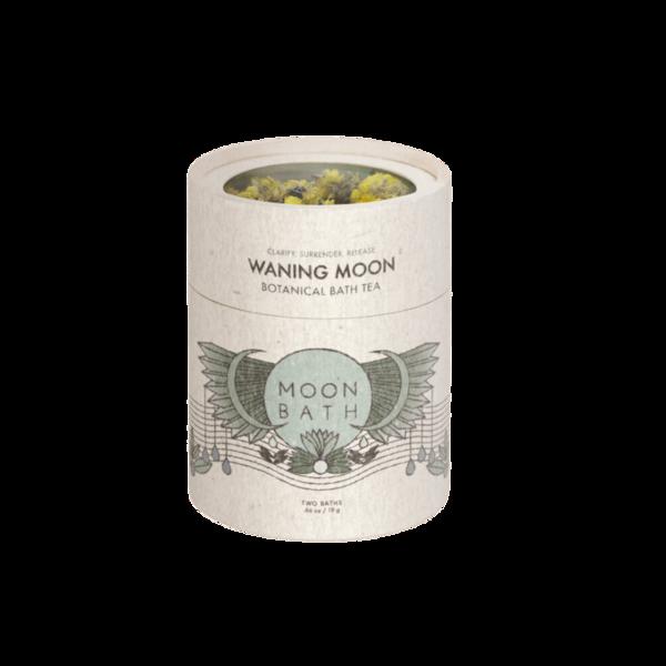 Moon Bath Botanical Bath Tea - Waning Moon