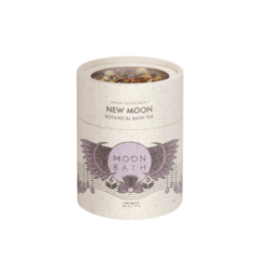 Moon Bath Botanical Bath Tea - New Moon