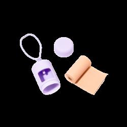 Wild One Poop Bag Carrier - Lilac