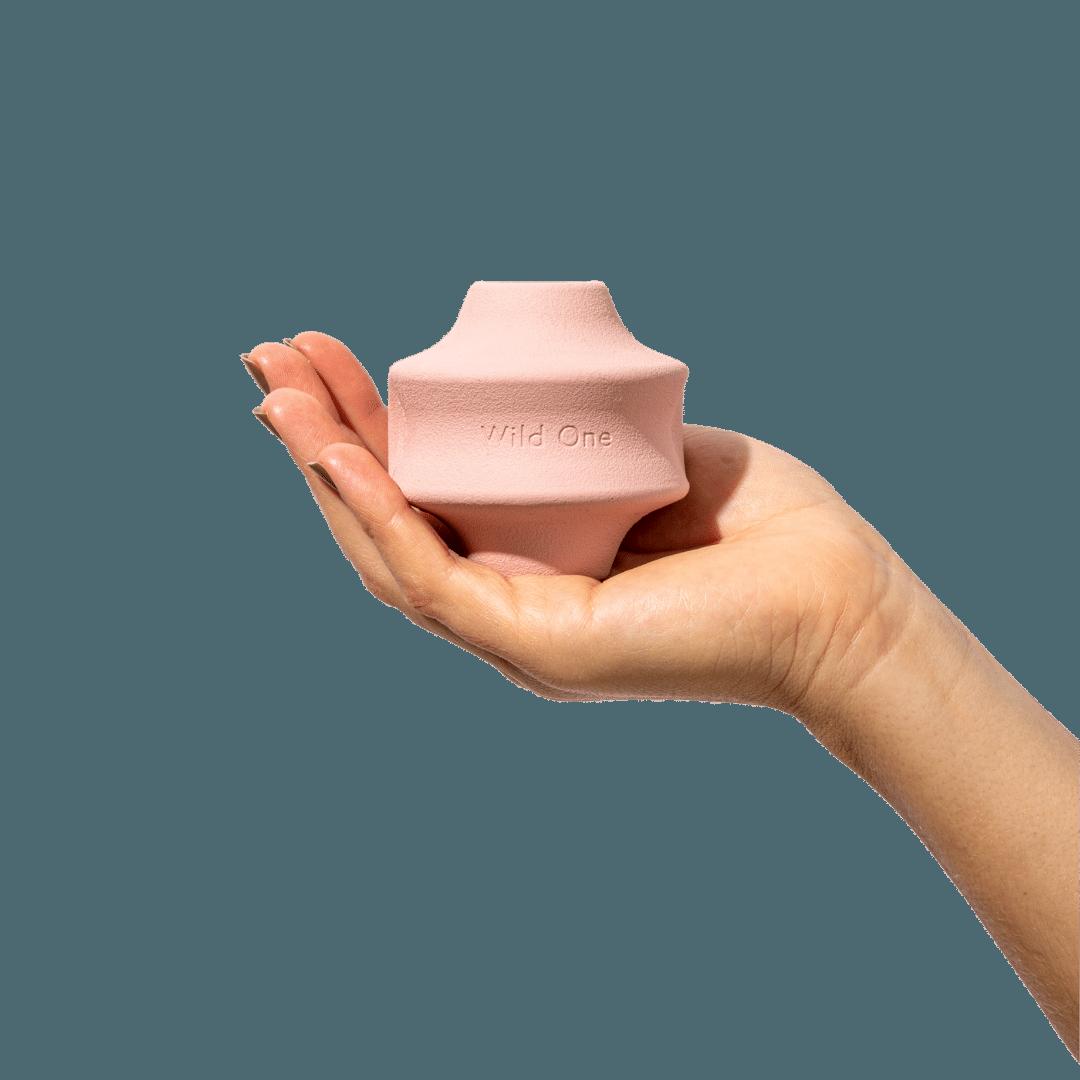 Wild One Twist Toss Toy - Pink