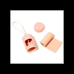Wild One Poop Bag Carrier - Pink