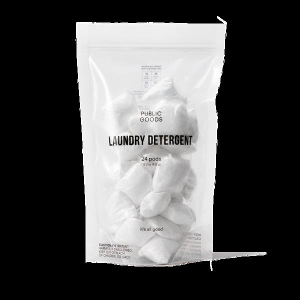 Public Goods Laundry Detergent Pods