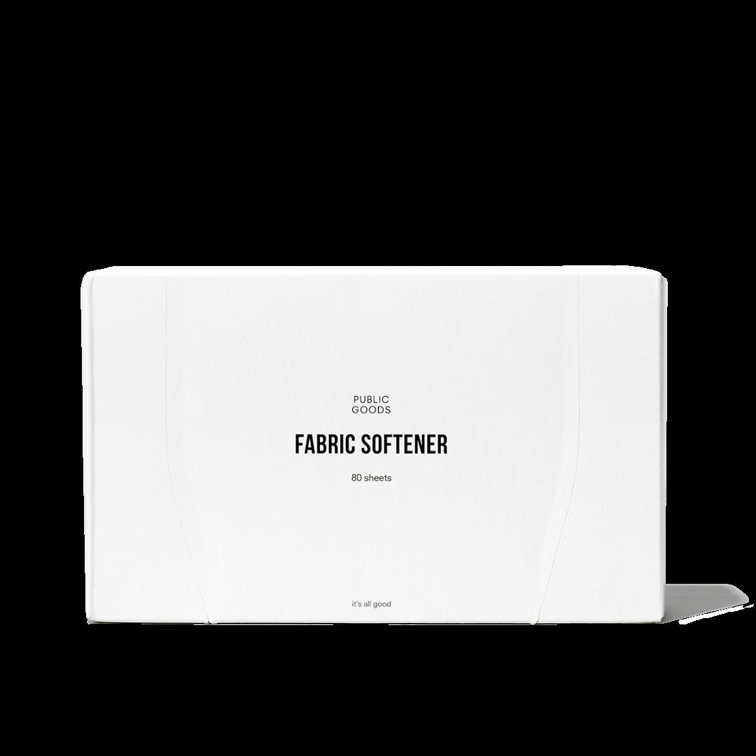 Public Goods Fabric Softener Sheets