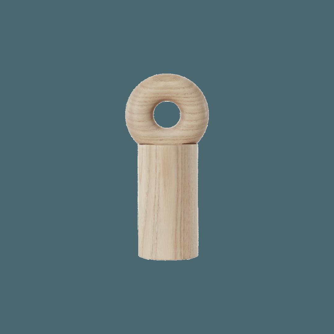 OYOY Living Design Hoop Mill Grinder - Natural