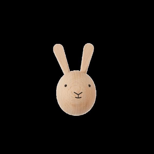 OYOY Living Design Mini Hook - Rabbit