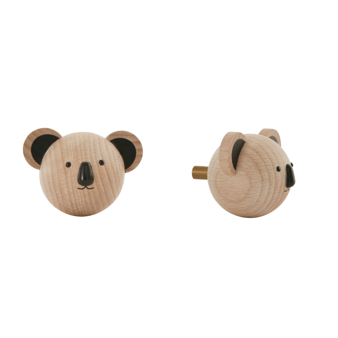 OYOY Living Design Mini Hook - Koala