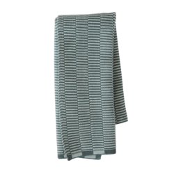 OYOY Living Design Stringa Organic Cotton Hand Towel - Tourmaline