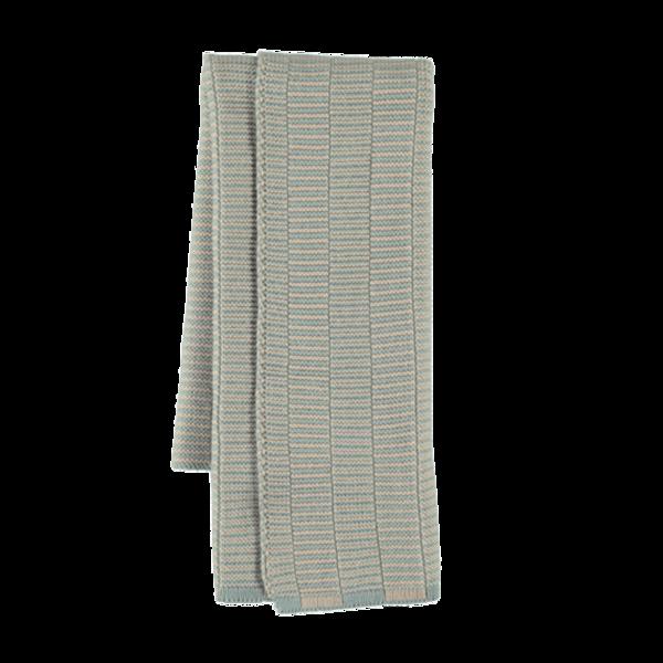 OYOY Living Design Stringa Organic Cotton Dishcloth - Caramel/Minty