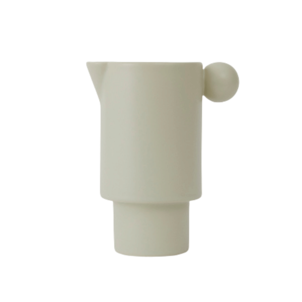 OYOY Living Design Inka Milk Jug - Off White