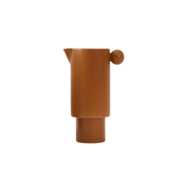OYOY Living Design Inka Jug - Caramel