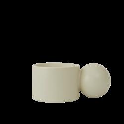 OYOY Living Design Inka Egg Cup  S/2 - Off White