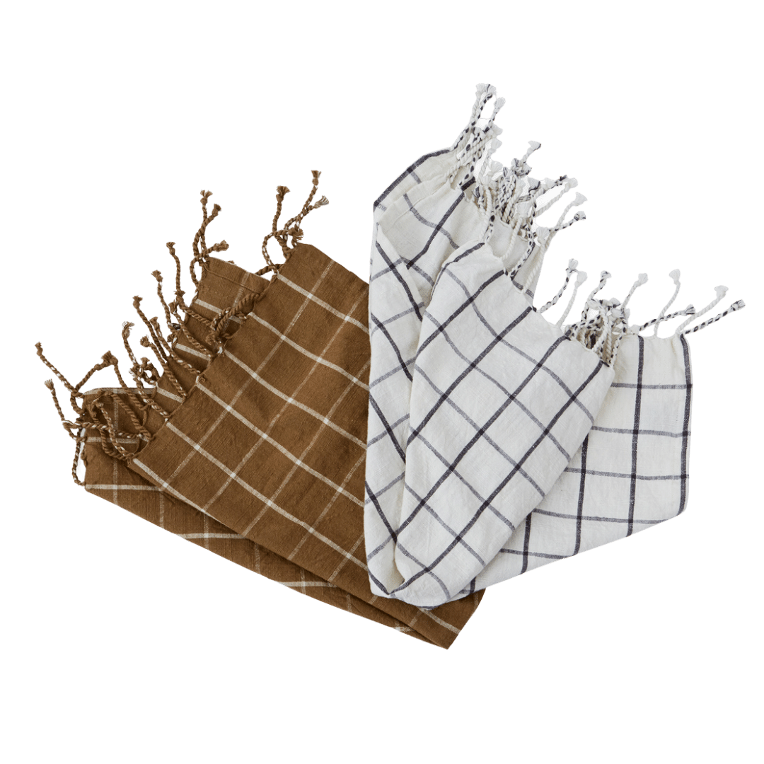 OYOY Living Design Gobi Tea Towel - Pack of 2