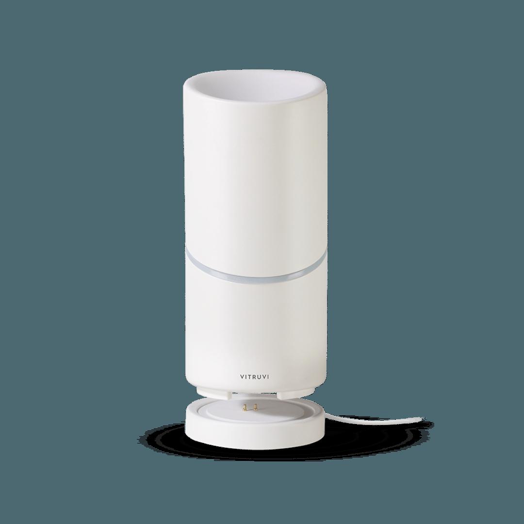 Vitruvi Move Diffuser - White