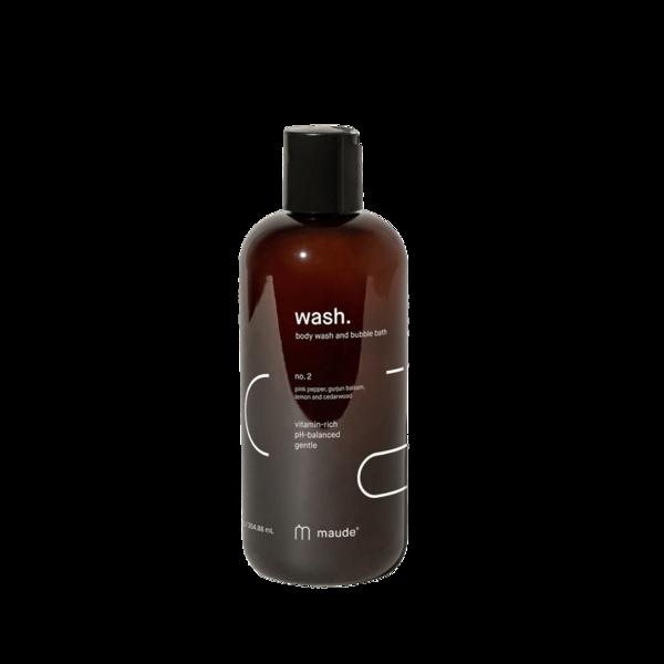 Maude Wash No. 2