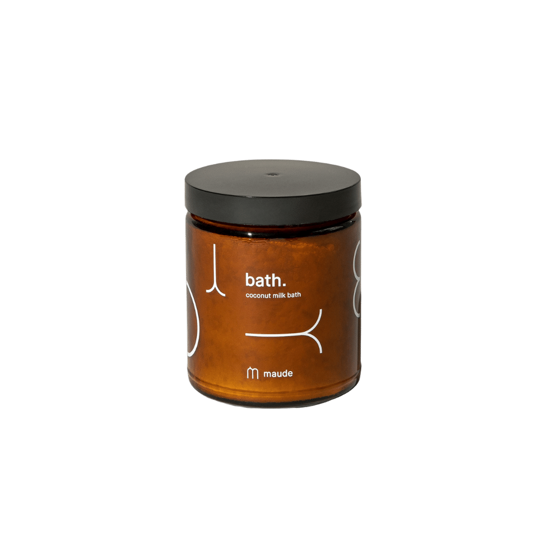 Maude Bath - Hydrating Coconut Milk Soak - 8oz