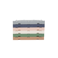 Aykasa Mini Folding Crate - Grey
