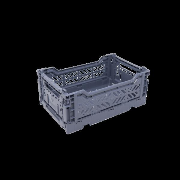 Aykasa Mini Folding Crate - Cobalt Blue