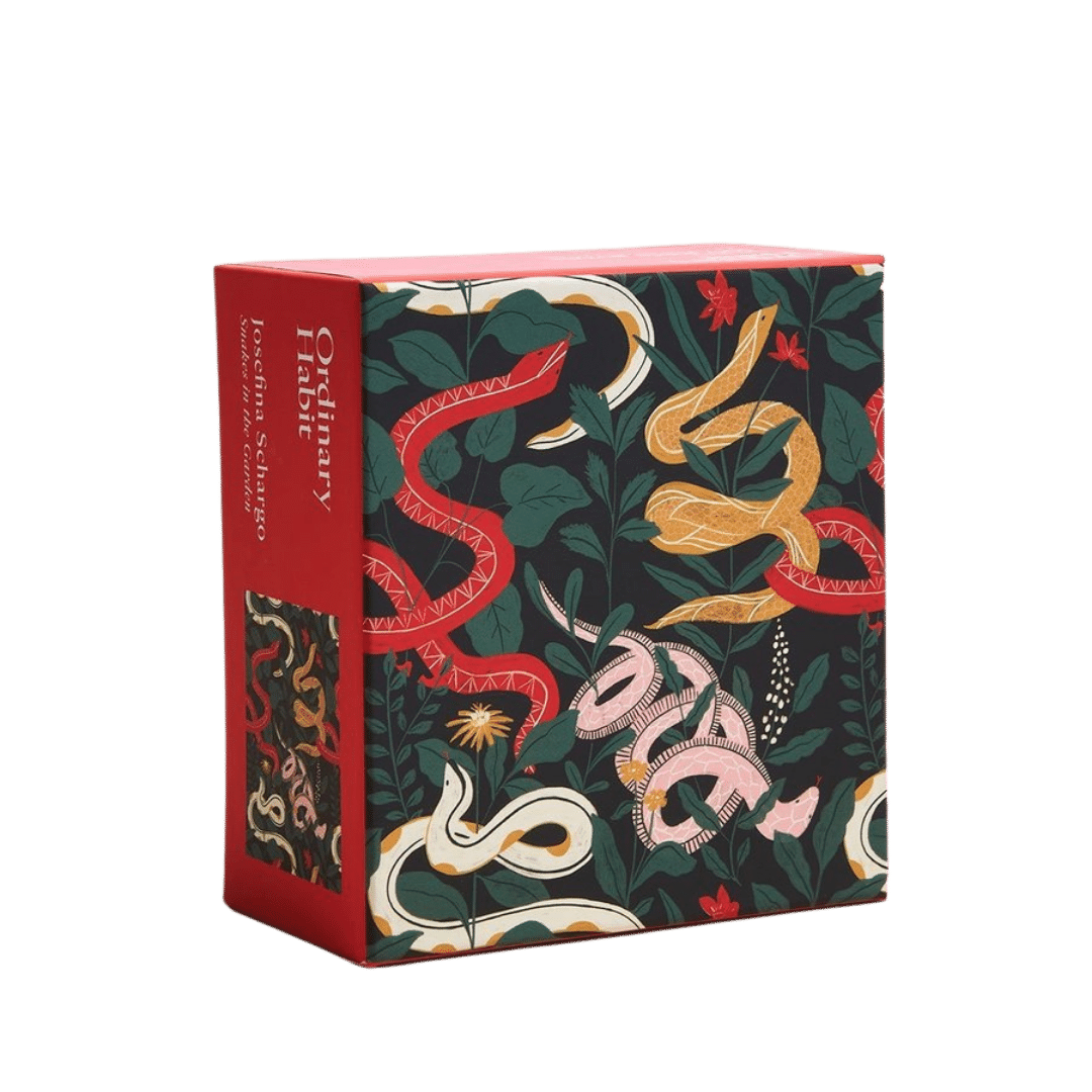 Ordinary Habit Snakes in the Garden - 100pc Puzzle